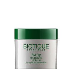 Biotique Bio Lip Sunflower Lip Balm