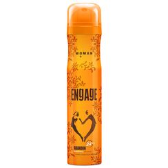 Engage Woman Deo Spray for Women - Abandon 150ml