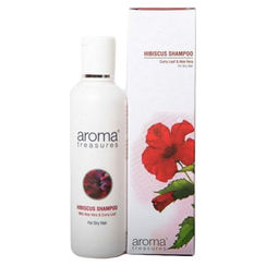 Aroma Treasures Hibiscus Shampoo