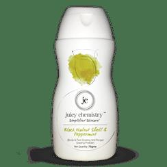 Juicy Chemistry Black Walnut Shell & Peppermint (Body & Feet Cooling Anti-Fungal Dusting)
