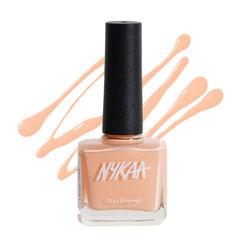 Nykaa Nude Nail Enamel - Candy Crush, No. 11