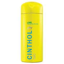 Cinthol Lime Talc (Rs 21 off)