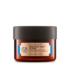 The Body Shop Spa Of The World Dead Sea Salt Scrub