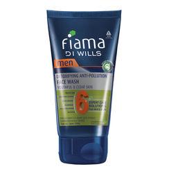 Fiama Di Wills Men Detoxifying Anti Pollution Face Wash