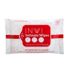 Sirona INWI Intimate Wipes (Pack of 3)