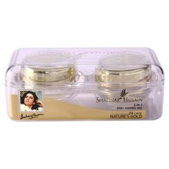 Shahnaz Husain Gold 2-in-1 Anti Ageing Gel
