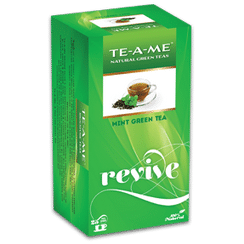 TE-A-ME Mint Green Tea