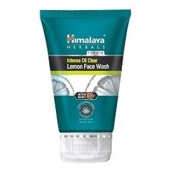 Himalaya Herbals Intense Oil Clear Lemon Face Wash