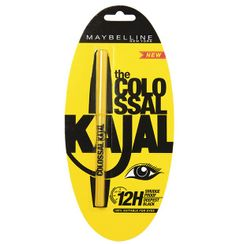 Maybelline The Colossal Kajal 12 Hour Smudge Free
