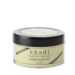 Khadi Jasmine Green Tea Foot Crack Cream