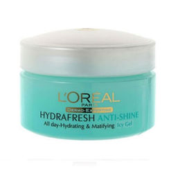 LOreal Paris Hydrafresh Anti-Shine Icy Gel