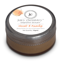 Juicy Chemistry Neroli & Rosehip Skin Rehab