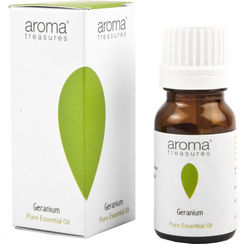 Aroma Treasures Geranium Pure Essential Oil
