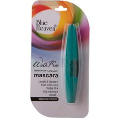 Blue Heaven Walk Free Mascara (Water Proof - Long Lash) - Green Pack