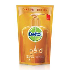 Dettol Gold Liquid Classic Clean Hand Wash