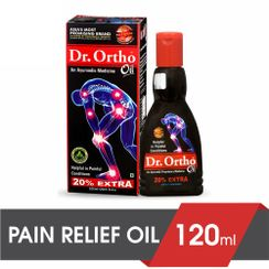 Dr. Ortho Ayurvedic Joint Pain Relief Oil