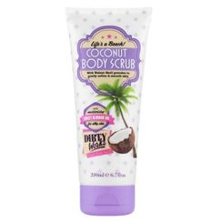 Dirty Works Lifes a Beach Coconut Body Scrub