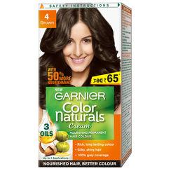 Garnier Color Naturals - 4 Brown (Rs. 15 Off)
