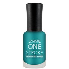 Jaquline USA One Stroke Premium Nail Enamel - Mint Icing J10