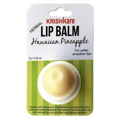 Krishkare Herbal Hawaiian Pineapple Lip Balm