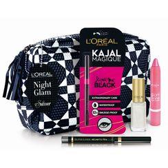 LOreal Paris Night Glam Kit - Silver