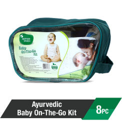 Mother Sparsh Baby On The Go Kit + Get Free Re - Usable Kit Worth Rs.95.