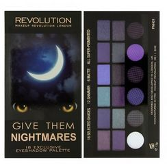 Makeup Revolution Salvation Eyeshadow Palette