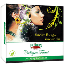 Natures Essence Collagen Anti Ageing Spa Treatment