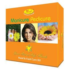 Natures Essence Manicure Pedicure Hand & Foot Care Kit