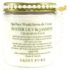 Saint Pure Spa Water Lily & Jasmine Beauty & Spa Face Wash