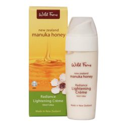 Wild Ferns Manuka Honey Radiance Lightening Creme
