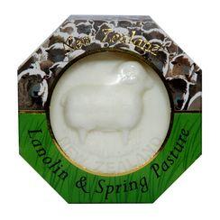 Wild Ferns Lanolin & Spring Pasture Soap