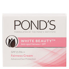 Ponds White Beauty Anti Spot-less Fairness Cream SPF 15 PA++