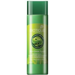Biotique Green Apple Fresh Daily Purifying Shampoo & Conditioner