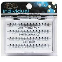 Ardell Individual Knot Free Short Black Eye Lashes