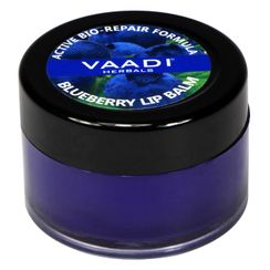 Vaadi Herbals Lip Balm - Blueberry
