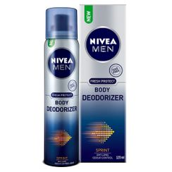 Nivea Men Fresh Protect Body Deodorizer - Sprint