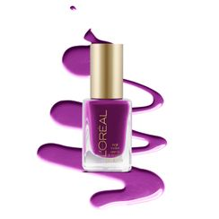 LOreal Paris Color Riche Nail Color - 500 Violet Vixen