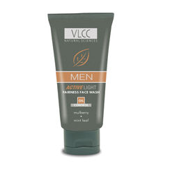 VLCC Men Active Light Face Wash