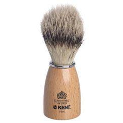 Kent Wooden Socket Small Pure Bristle Badger Effect Shaving Brush