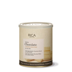 Rica White Chocolate Liposoluble Wax For Dry Skin