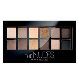 Maybelline New York The Nudes Eyeshadow Palette