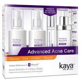Kaya Advanced Acne Care Kit
