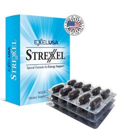 ExxelUSA Strexxel (Special Formula For Energy Support)