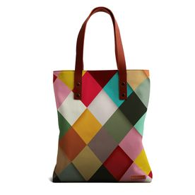 bc58e2afb2 DailyObjects Colorful Jam Tote Bag