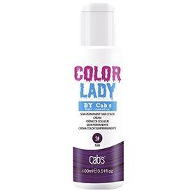 075629cd43 Cab s Professional Color Lady Semi-Permanent Hair Color Crea.