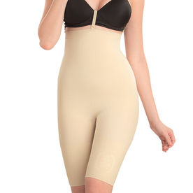 dd276c39983 Swee Spark High Waist And Full Thigh Shaper For Women - Black at ...