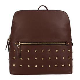 c0c12fa4ed Toteteca Riveted Backpack - Brown