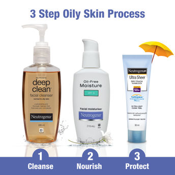 26089eaa6cf0c Buy Neutrogena Oily Skin Combo at Nykaa.com