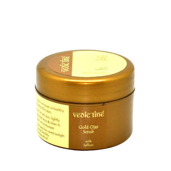 d708a322532d Vedic Line Gold Ojas Scrub at Nykaa.com